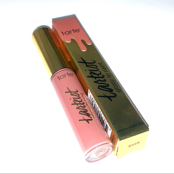 "tarte Other - TARTE Tartiest Glossy Lip Paint ""Double Tap"" BNIB"